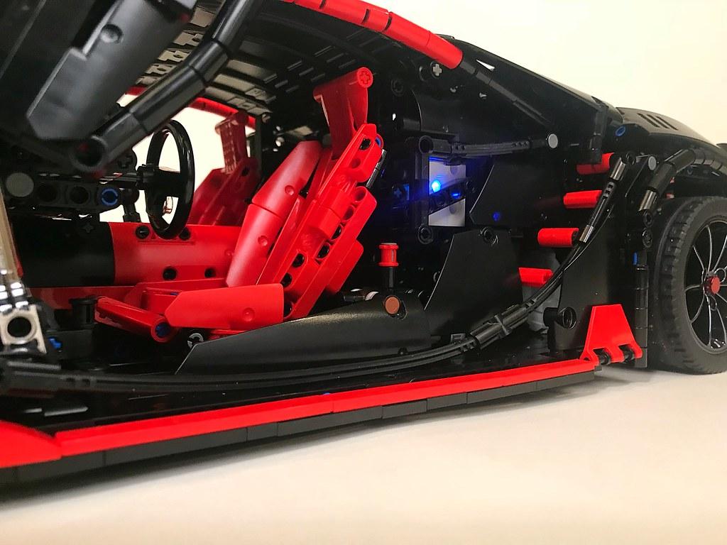 Exclusive 3 - Lamborghini Centenario Interior and custom seats