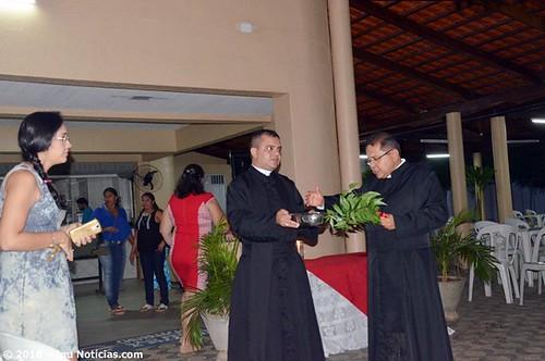 Alvorada dos Festejos do Padroeiro de Ipu,  São Sebastião 2018