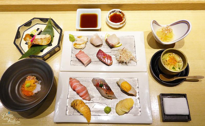 sushi oribe omakase