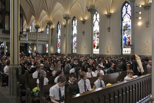 2018 Catholic Schools Week Mass