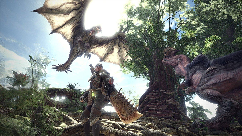 monster hunter world (2)