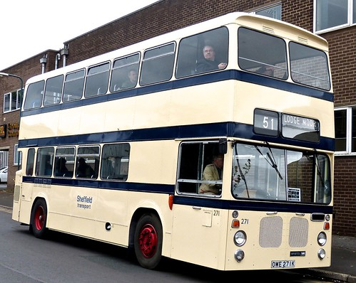 OWE 271K 'SCTD' No. 271. Bristol VR/SL6G / East Lancs /2 on Dennis Basford's railsroadsrunways.blogspot.co.uk'