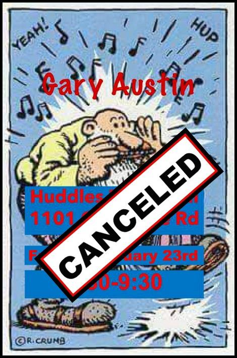 Gary Austin 2-23-18