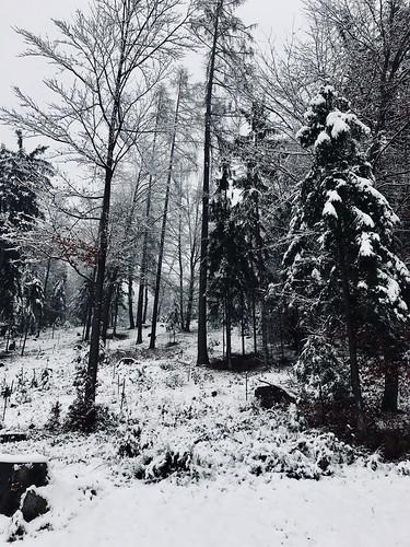 Winter's here