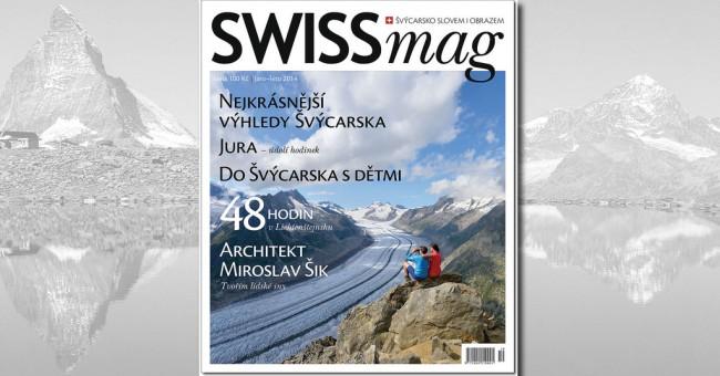 SWISSmag 10 - jaro-léto 2014
