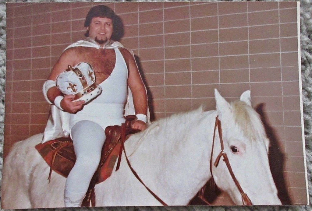 Image result for jerry lawler 1980s memphis