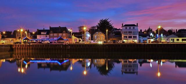 Grandcamp-Maisy, Basse-Normandie, Calvados