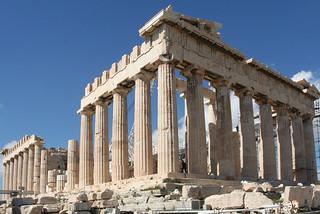 Parthenon, Athens 3/9/09