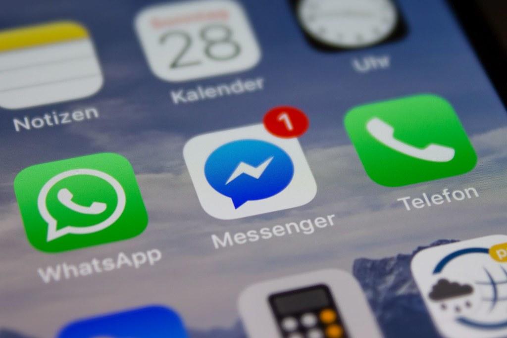 Facebook App Messenger Neue Nachricht Kein Zoom Flickr
