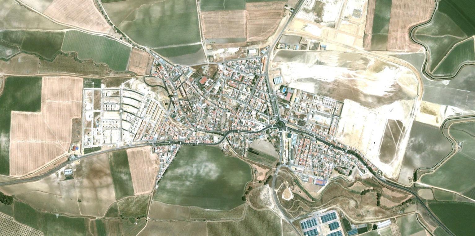 burguillos, sevilla, miquelinos, antes, urbanismo, planeamiento, urbano, desastre, urbanístico, construcción