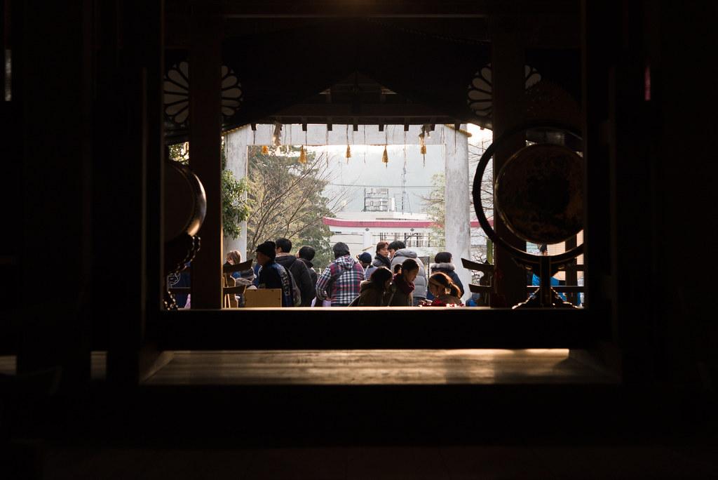 Kamakuragu shrine, Kamakura