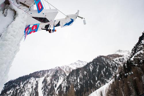 2018 UIAA Ice Climbing World Cup Rabenstein