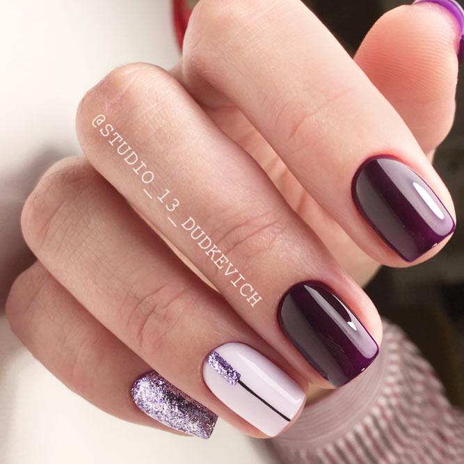 Charming Winter Nails Designs Manicure Fashionre