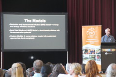 The models - 100 solutions to global warming: Paul Hawken on Drawdown at Coburg Town Hall - IMG_3037