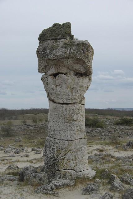 376 La forêt de pierre. Varna (BU)