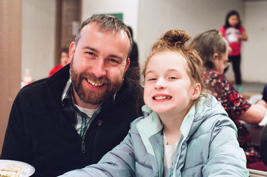 Nick and daughter