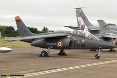 E115 705-MR - E115 - French Air Force - Dassault-Dornier Alpha Jet E - RIAT 2017 Fairford - Steven Gray - IMG_9061