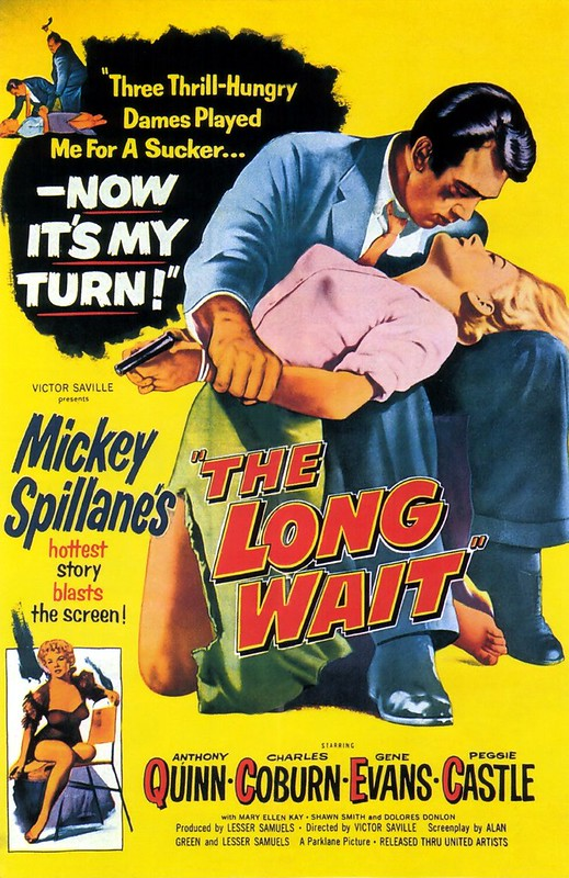 The Long Wait - Poster 2