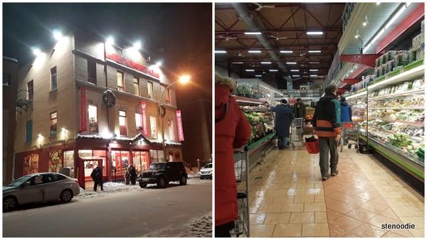 Supermarché PA du Fort