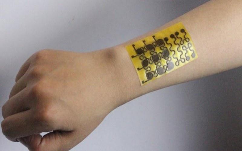 Une «peau électronique» en «nanomesh» surveille votre santé pour vous
