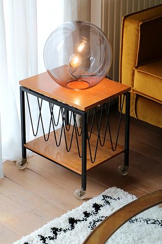 vintage-glazen-tafellamp- karwei