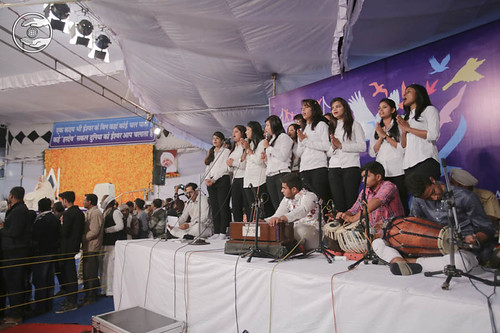 English devotional song by devotees from Bhopal
