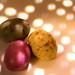 Chicky chocky speckled eggs