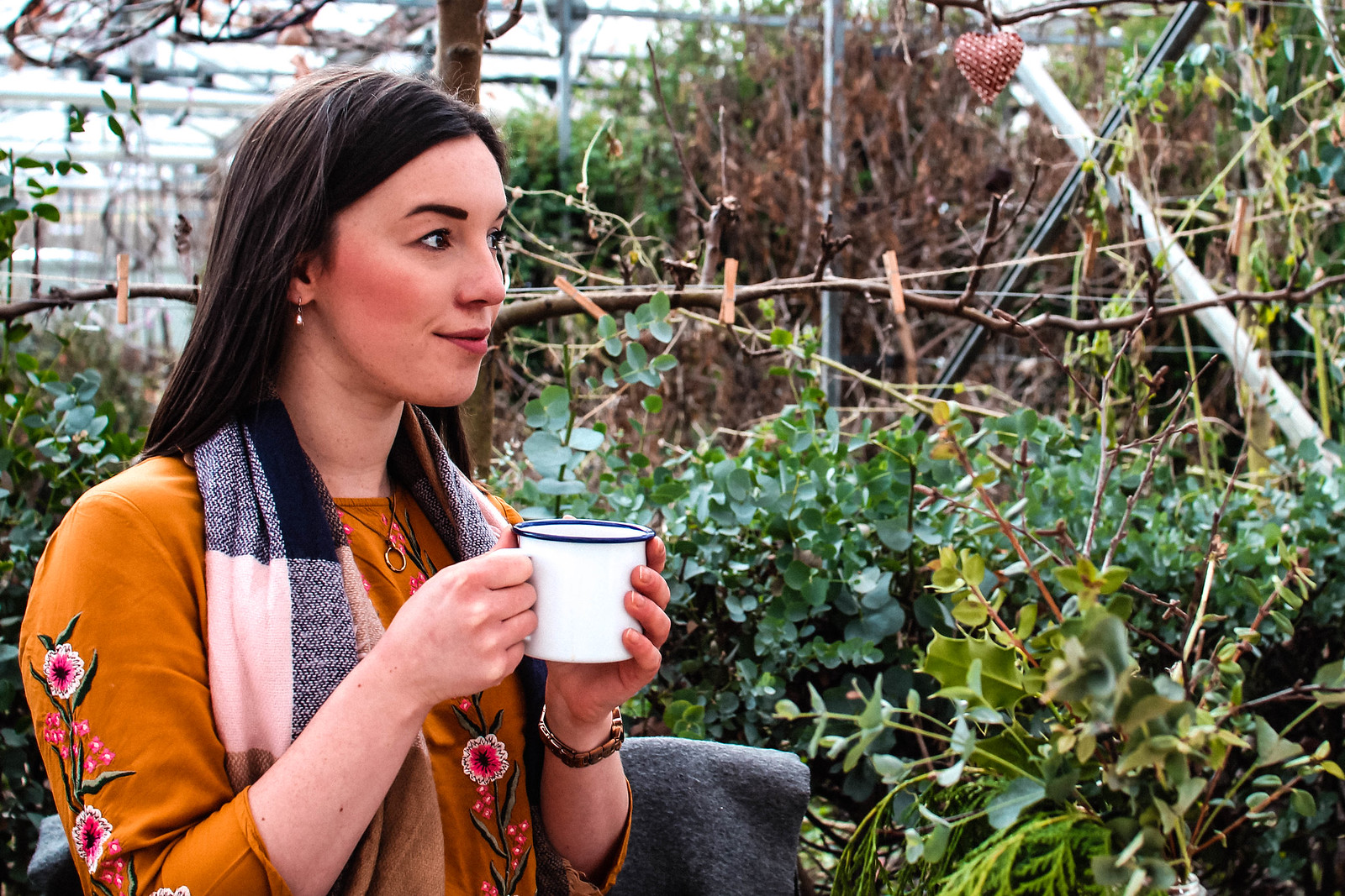 Edinburgh Secret Herb Garden Review Lifestyle blogger travel UK The Little Things IMG_7715
