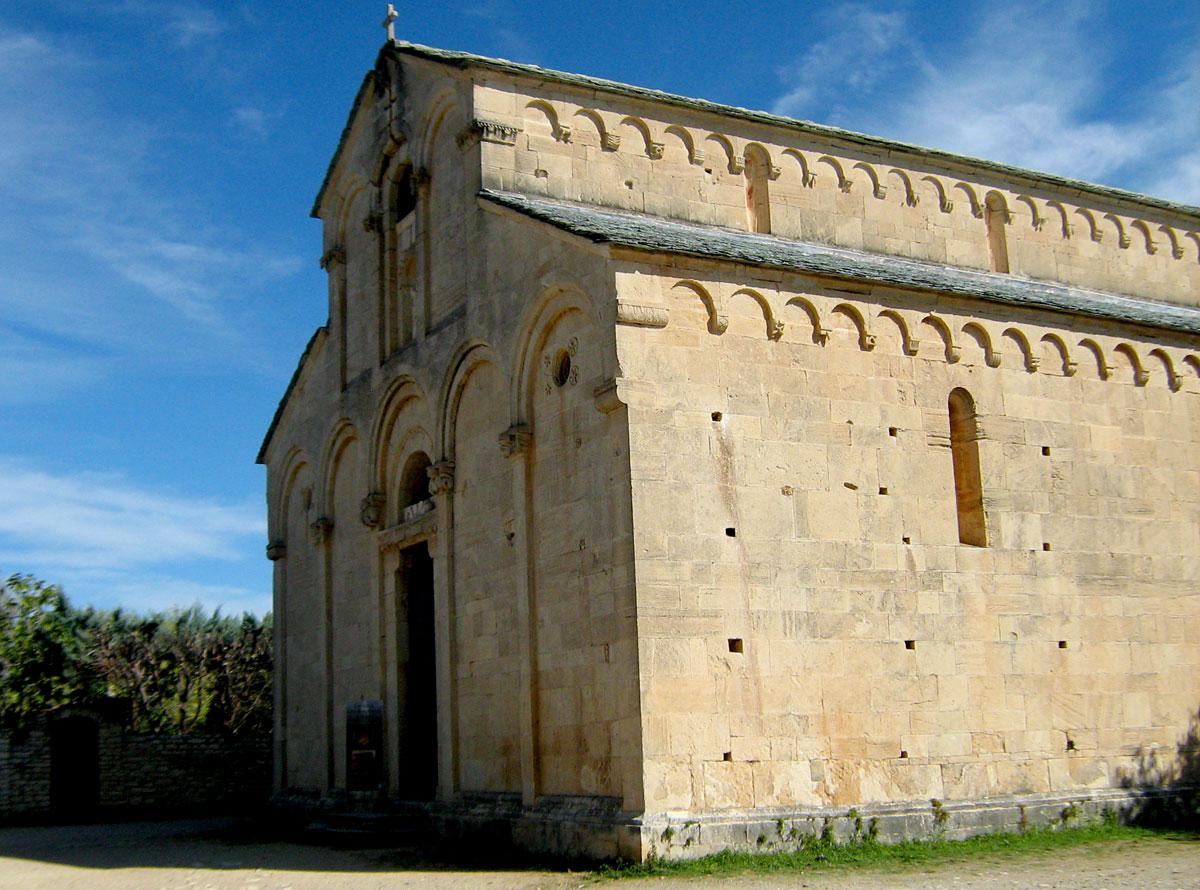 Saint Florent Cathédrale du Nebbiu