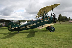 NC5427 Curtiss-Wright Travel Air 4000 [516] Popham 081017