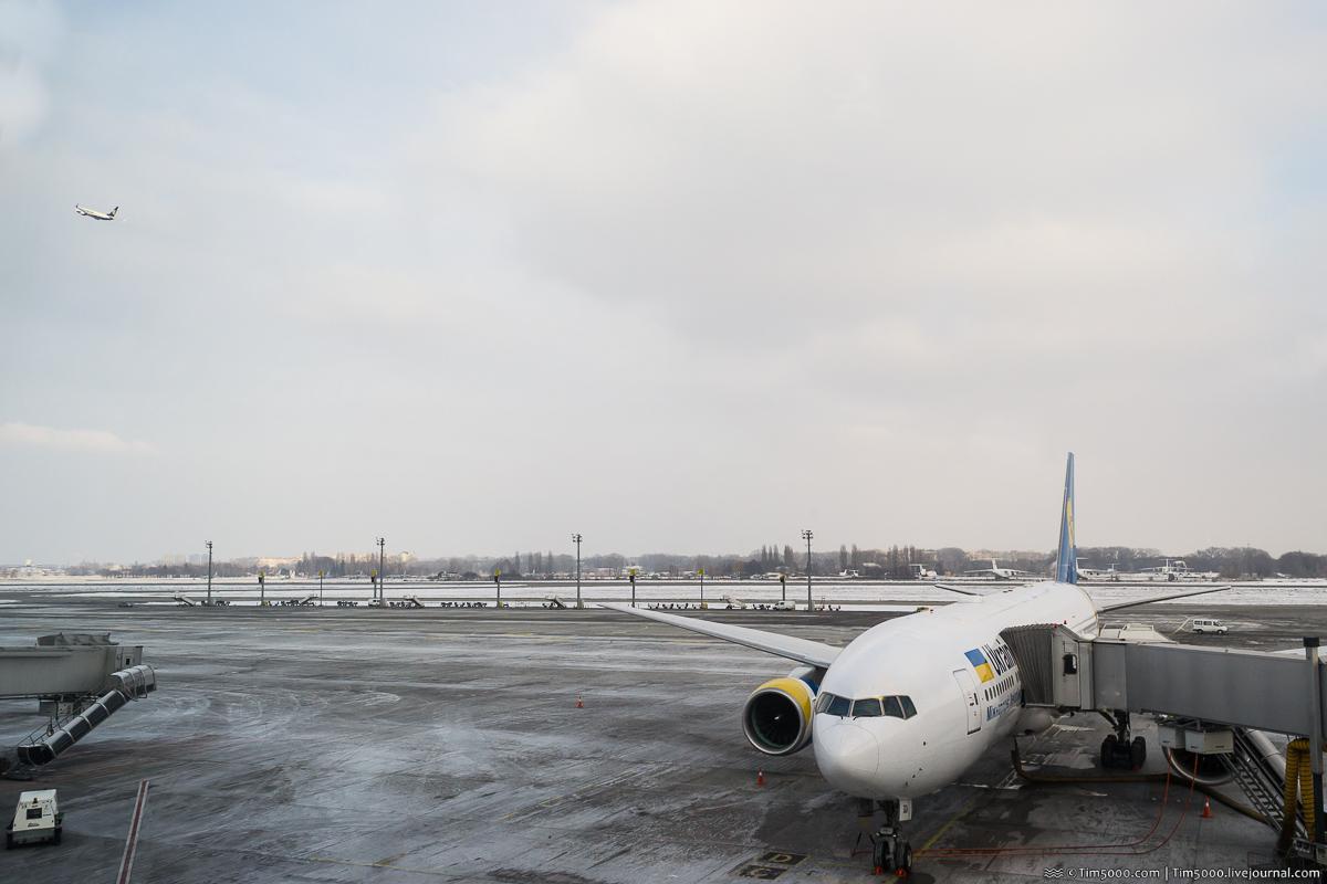Ryanair улетел, но обещал вернуться