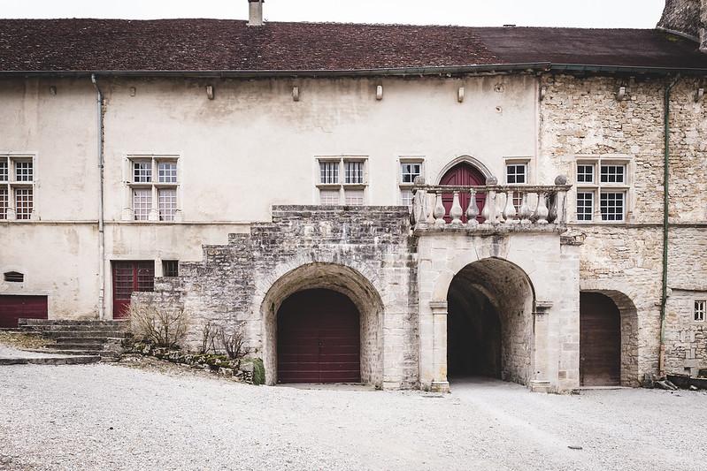 Baume les Messieurs - Jura - France - Février 2018