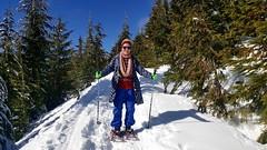 Bowen Lookout Snowshoe