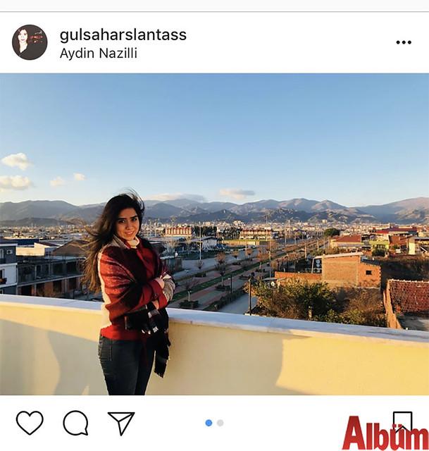 Gülşah Arslantaş, Aydın Nazilli'den bu fotoğrafı paylaştı.