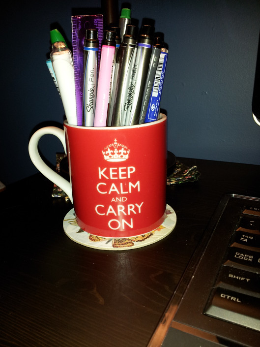 my-desk-pen-holder