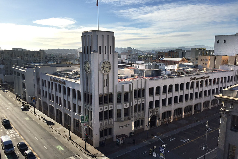 San Francisco Chronicle Building
