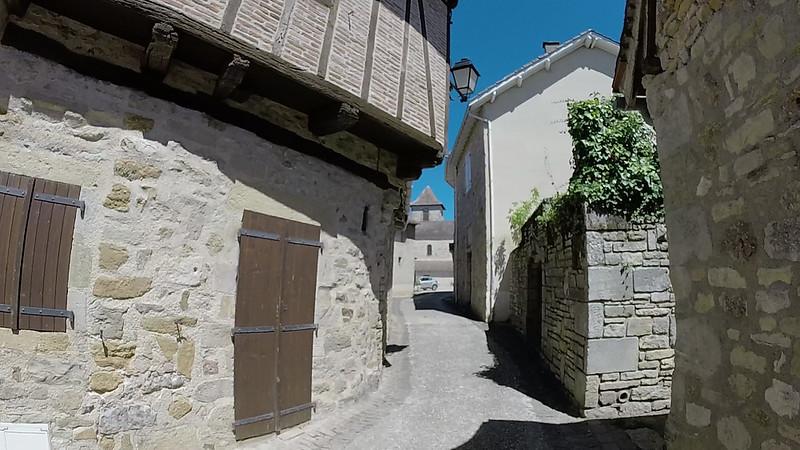 [055-075] Capdenac - Traversée du village de Capdenac-le-Haut