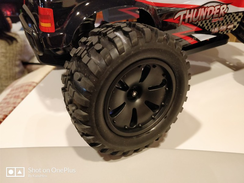ZD Racing 10427 ラジコンカー 開封レビュー (45)
