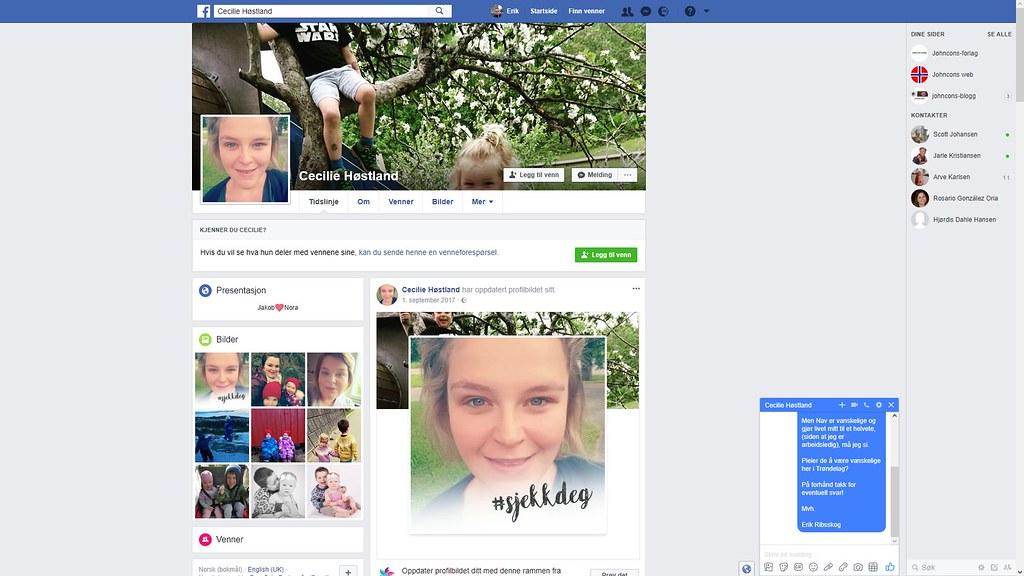 høstland facebook 1