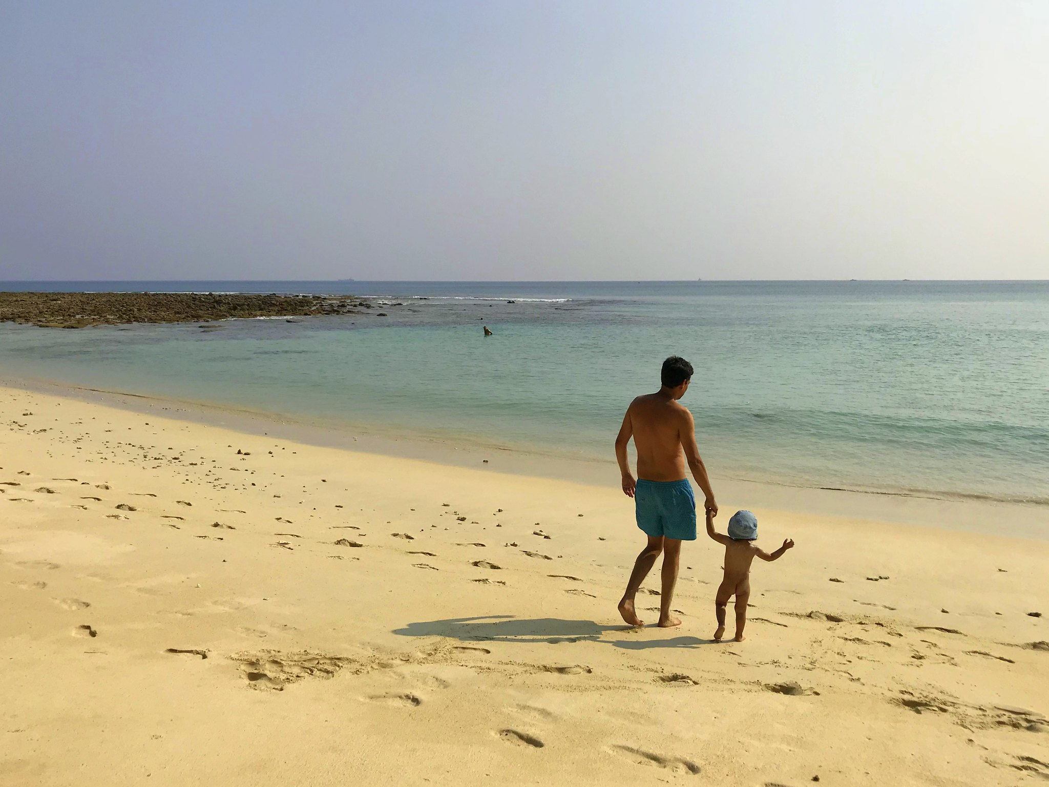 Havelock island is very relaxing