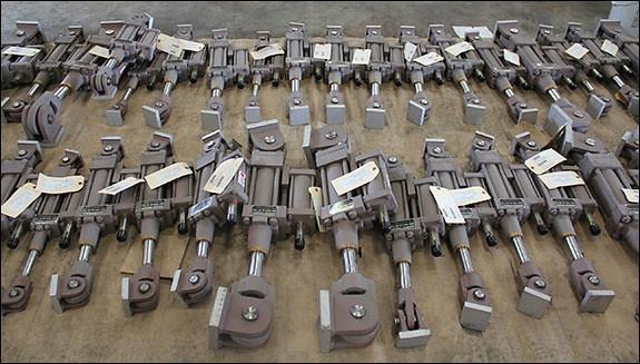 Hydraulic Snubbers Designed for a Steam Generator in Mexico