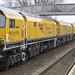 Loram Rail Grinder DR97501 - DR97507, Worle.