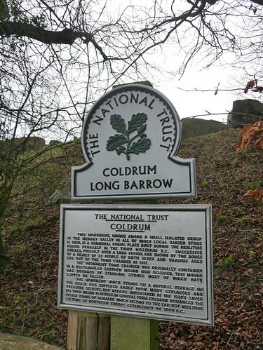 Coldbrum Longbarrow