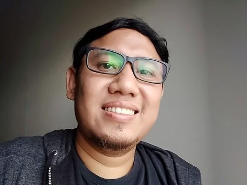 Hasil kamera selfie Redmi 5A