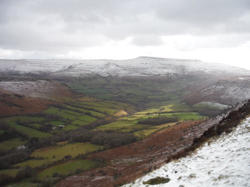Cwm Sorgwm (valley)