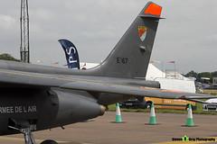 E167 705-MN - E167 - French Air Force - Dassault-Dornier Alpha Jet E - RIAT 2016 Fairford - Steven Gray - IMG_9868