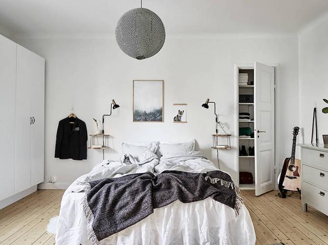 bedroom nordic