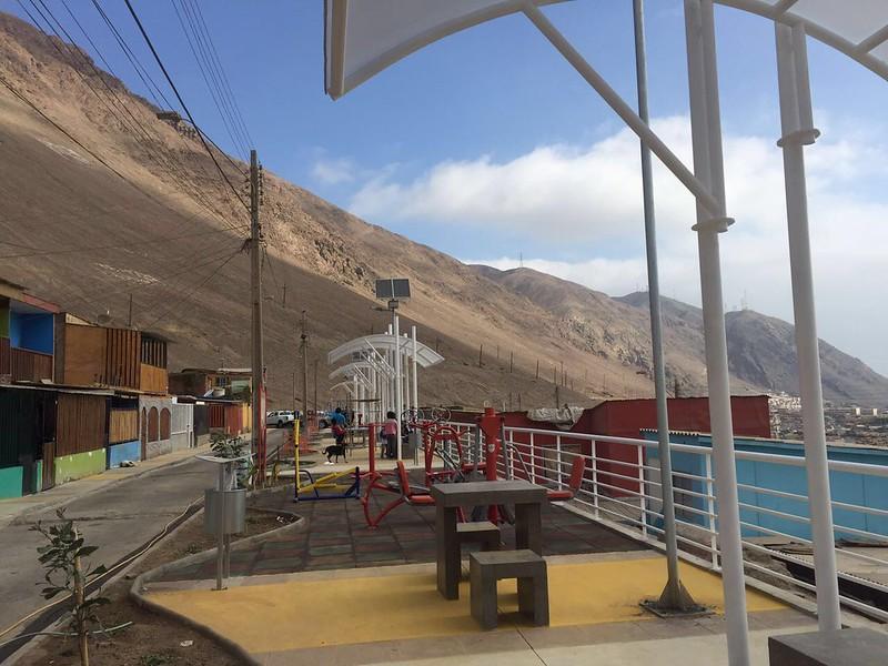 Platabanda Pasaje Esmeralda - Barrio Norte Alto – Tocopilla