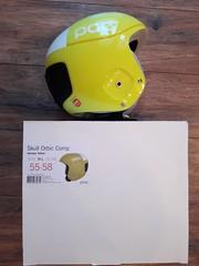 POC SKULL ORBIC COMP Hexane Yellow - titulní fotka