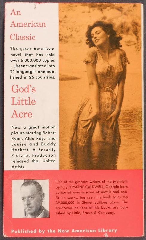 God`s Little Acre - Poster 6